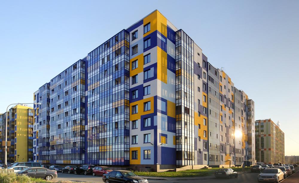 Жилой комплекс «Вена» в Кудрово